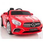 Mercedes Sl400 Con Mando para Adultos Red