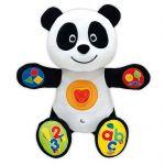 Concentra Panda Peluche Aprende Comigo - 118918