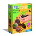 Clementoni Ciência e Jogo - Bombas de Sementes