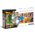 Clementoni Puzzle Panorama Dragon Ball Super 1000pz - 8005125394869