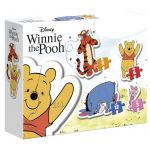 Clementoni Puzzle My First Puzzle Winnie the Pooh Disney 3-6-9-12pzs - 8005125208203