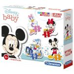 Clementoni Puzzle My First Puzzle Mickey Disney 3-6-9-12pzs - 8005125208197