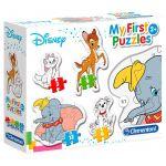Clementoni Puzzle My First Puzzle Animal Friends Disney 3-6-9-12pzs - 8005125208067
