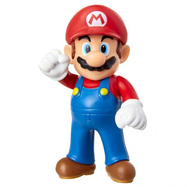 Concentra Figura Pequena Super Mario - Mario - 119571