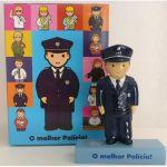 Figura Profissão o Melhor Polícia 17597