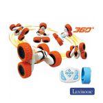 LEXIBOOK Carro Telecomandado 360º Crosslander 2.4GHz