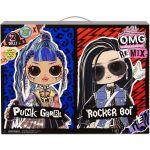 LOL Surprise - O.M.G. Remix Punk Grrrl & Rocker Boi