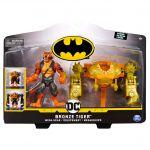 Batman - Figuras Básicas com Acessórios - Mega Gear Bronze Tiger
