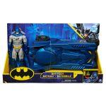 Batman - Batmobile com Figura XL