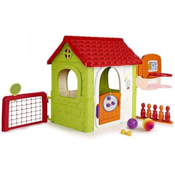 Feber Casa Multi Activity House 6in1