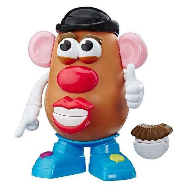 Hasbro Mr. Potato Speake Som - 10 Peças