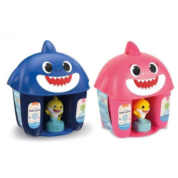 Clementoni - Baby Shark Clemmy Family Bucket