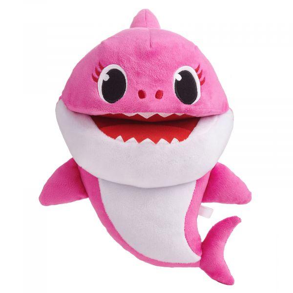 Concentra Baby Shark Fantoche com Ritmo Rosa - 116037-1