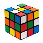 Cubo de Rubik's / Cubo Mágico (3 x 3 - 6 cores)