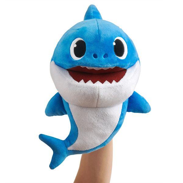 Baby Shark - Fantoches com Ritmo Papá