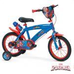 Toimsa Bicicleta Spider-Man 14