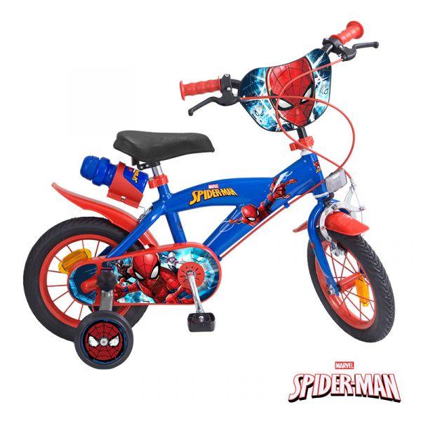 Toimsa Bicicleta Spider-Man 872 12