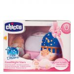 Chicco Projector GoodNight Star Rosa