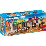 Playmobil Western - Cidade do Oeste Maleta - 4398