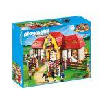 Playmobil Country - Quinta dos Póneis com Estábulo - 5221