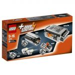 Lego Technic - Conjunto de Motor Power Functions - 8293