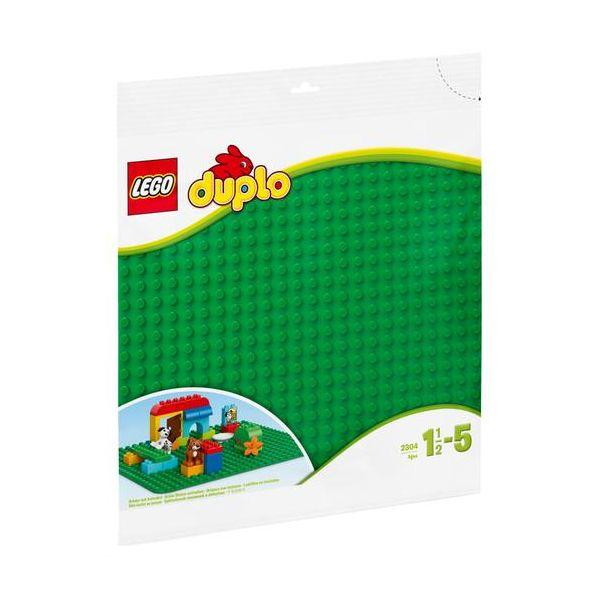 LEGO Duplo - Base de Construção Verde - 2304