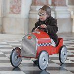 Baghera Pedal Car Legend Red