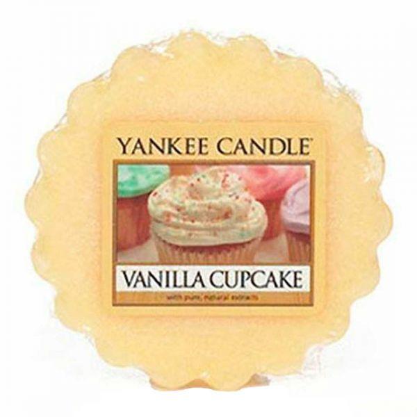 Yankee Candle Vanilla Cupcake Tarte