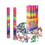 XiZ Tubo de Confettis Party Popper 40cm