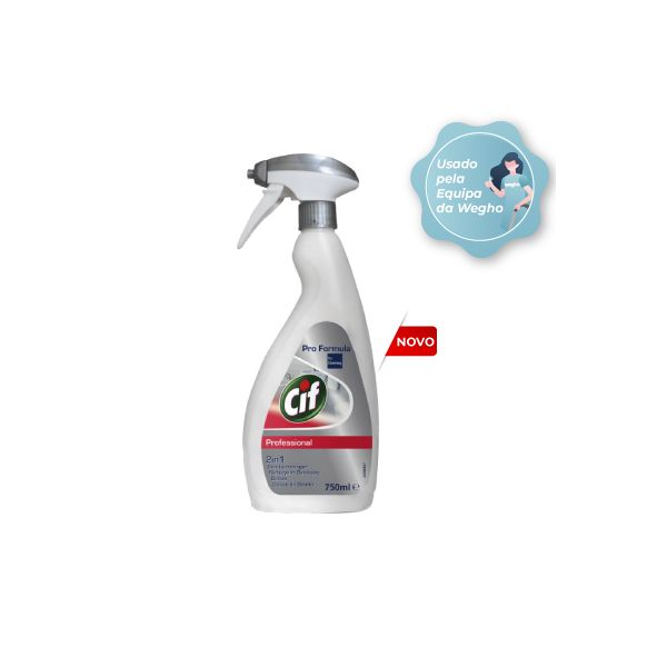 Cif Detergente Desincrustante WC 2in1 750ml - 017522864