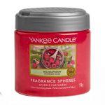 Yankee Candle Red Raspberry Pérolas Aromáticas 170g