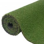 Relva Artificial 1x5 m/20-25 mm Verde - 42139