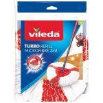 Vileda Recarga Microfibras Balde com Pedal 2 em 1