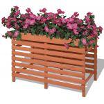 Vaso para Plantas 100x50x71 cm Madeira - 42349