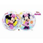 Qualatex Balão Bubble Disney Minnie Mouse Bow-tique - 020041065