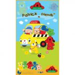 Patrick n Friends Poster Pequeno - PF/PM1249