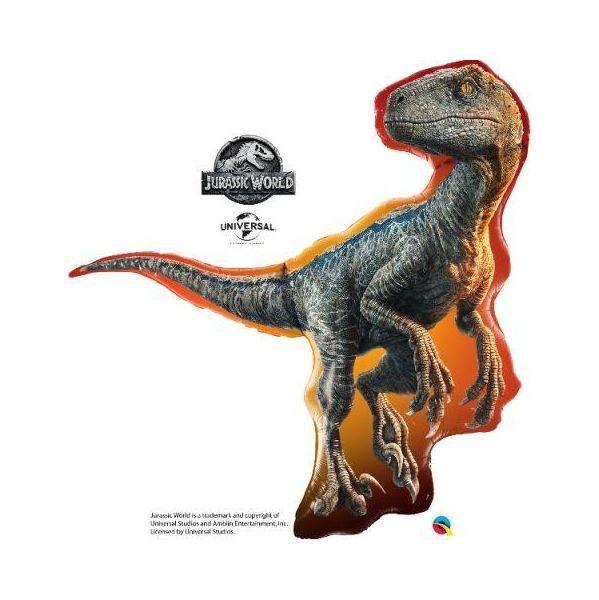 """Qualatex Balão Foil 38"""" Jurassic World - 020082315"""