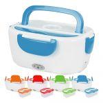 InnovaGoods Lancheira Elétrica para o Carro 40W 12 V Branco Laranja - V0100815