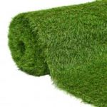 Relva Artificial 1x15 m/40 mm Verde - 43872