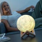 Candeeiro Lua 3D - 068-270:06773