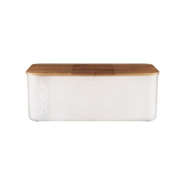 Bodum Bistro Caixa de Pão, Grande, Branco
