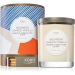 Kobo Natural Math Bourbon Soaked Vanilla Vela Perfumada 312 g