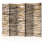 Biombo Decorative Stone Ii [room Dividers] - 225x172 - A1-PARAVENT38