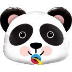 Qualatex Balão Mini Shape Cabeça Panda