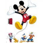 La Maison - Sticker Mickey And Friends Multicolor - A22188298
