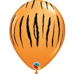 """Qualatex 25 Balões 11"""" Tigre - 020037043"""