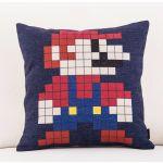Fronha Decorativa Mario Bros