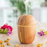Mini Humidificador Difusor de Aromas Honey Pine