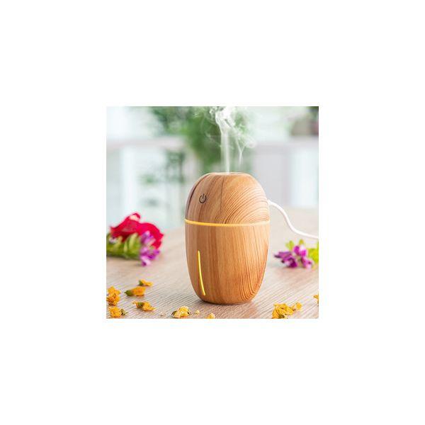 InnovaGoods Mini Humidificador Difusor de Aromas Honey Pine