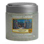 Yankee Classic Candle Candlelit Cabin pérolas aromáticas 170 g